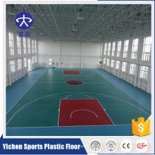 Inexpensive indoor plastic flooring sale by bulk