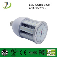 120lm/w E39 UL DLC 27w led corn light