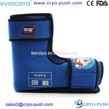 Rouleaux de glace pour physiothérapie Rouleaux froids pour les pieds et la cheville