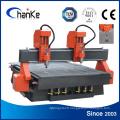 Routeur CNC 4 axes publicitaire 1325 pour le travail du bois