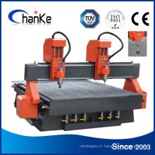 Ck1325 Porte à bois Meubles à domicile MDF Gravure Machine à bois à découpage