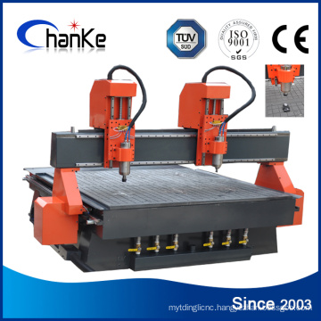 3D Embossment MDF China Woodworking CNC Router