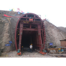 Molde de carro de revestimiento de túnel hidráulico completo