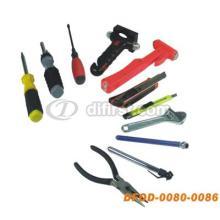 Emergency Hammer / Forceps / Spanner / Utility Knife Extensible /Tire Gauge