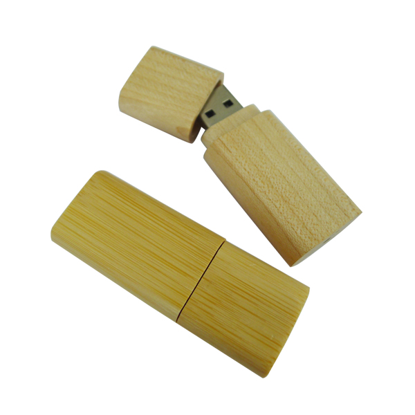 Bamboo USB Stick