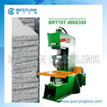 Eléctrica por Divisor hidráulico de piedra para la fabricación de piedras de la pared