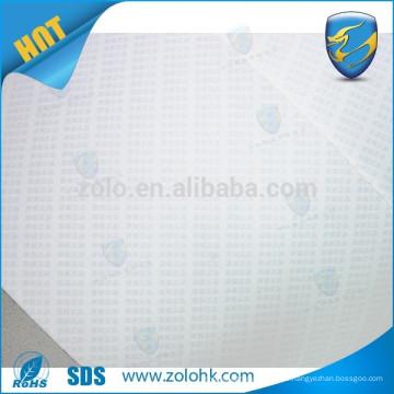 Zerstörbares, sensibles Etikettenpapier von ZOLO