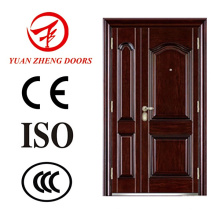 Sliding Security Double Steel Door in China