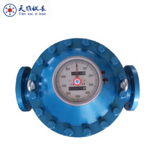 Mechanical/Digital OGM Oval Gear Flowmeter