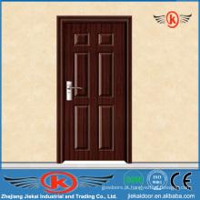 Portas de madeira pvc de engenharia JK-P9031