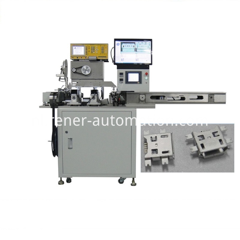Usb Testing And Packaging Machine