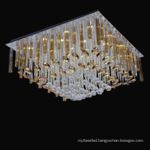 square ceiling lamp led chandeliers for bedroom