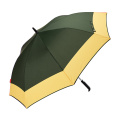 Wholesale Auto open custom outdoor golf umbrella windproof with logo printing