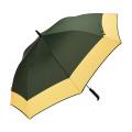 Atacado auto aberto personalizado guarda-chuva de golfe ao ar livre à prova de vento com impressão do logotipo