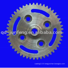 CNC Machining Damping Gear