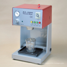 Bubble-Free Vacuum Mixer with CE