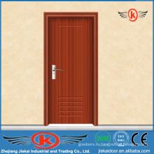 JK-P9025 2014 модные деревянные двери из ПВХ
