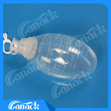 Disposable Silicone Reservoir Collecting Veterinary Instrument