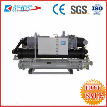 Two Circulating Cooling System Industrial Water-Cooled Screw Chiller (KNR-300WD)