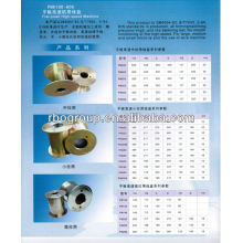 PND empty spool for electric cable