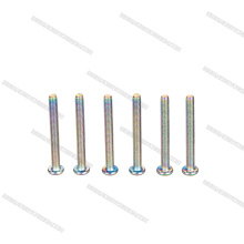 In stock anodized High Precision stainless steel screws