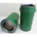 Zirconia ceramic liner high chrome sleeve liner