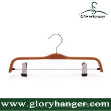 Hight Qualität Sperrholz Kleiderbügel für den Heimgebrauch