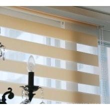 Elegant roller zebra blinds for somfy motor