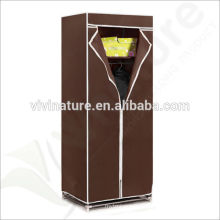Metal Frame Wardrobe\ Closet Clothes Wardrobe\Home Clothes Hung Wardrobe