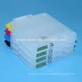 Статус картридж пустой и чип укрыватель для Ricoh GX3000 GX7000 GX5000 GX2500 бак чернил отхода принтера для Ricoh gc21