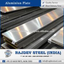 2017 Placa de aluminio resistente a la corrosión más vendida para aplicaciones de ingeniería
