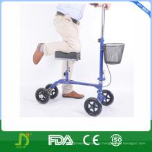 Leichter Faltbarer Knie-Walker Rollator