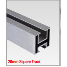 20mm Square Track For Curtain