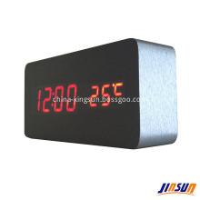 Metal Color Table Smart Led Clock