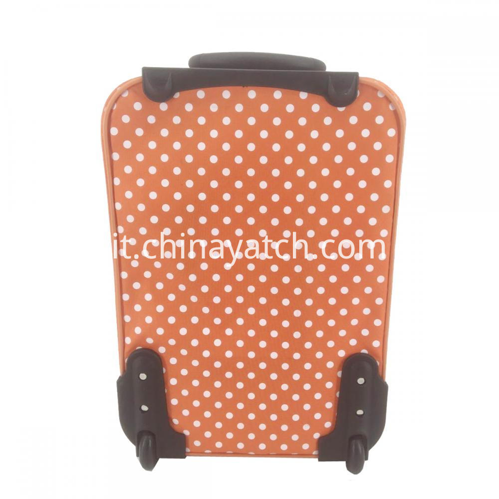 Burro 600d Trolley Luggage