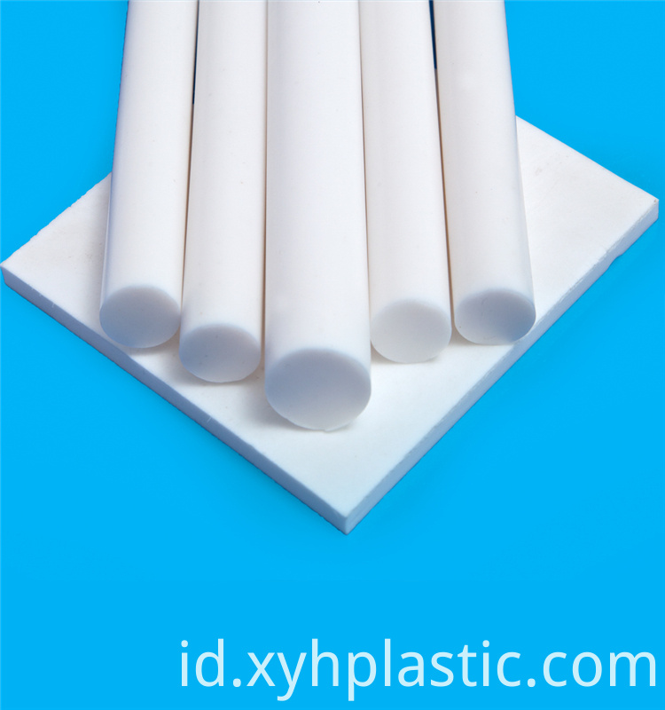 Smooth PTFE Teflon Bar
