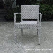 Germany and Greece Market Popular Grey Square Aluminum Plastic Rattan Furniture Price