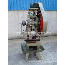 Máquina de perfuração automática do ilhó do metal