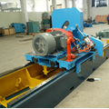 Máquina perfiladora de tubos de soldadura por inducción de tubos