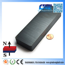 "Ceramic 8 F6""X2""X1"" Hard Ferrite Magnets"