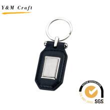 Porte-clés en cuir d'affaires de haute qualité avec boîte
