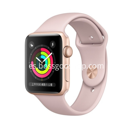 Apple Watch Series 3.   Women and Men's Smartwatch GPS Tracker Smart Electronics Sport Band Wearable Devices Bluetooth Watch Rated 4.9 /5 ba