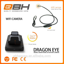 USB inspection camera for smartphone hidden camera wifi
