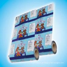 Filme para Embalagem de Alimentos Biscuit com ISO