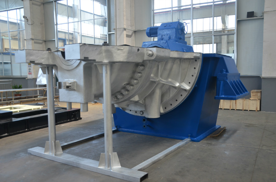 Condensing Steam Turbine 1