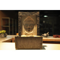 Table Fountain  Buddha Face