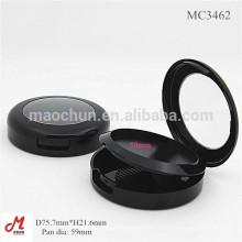 MC3462 Plastique MAC en gros en poudre compact en poudre en gros