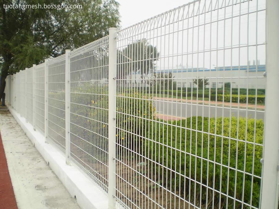 Malaysia Powder Coated Brc Garden Fencing Id 10704077
