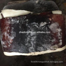 peru giant squid fillet skin-on frozen seafood raw material