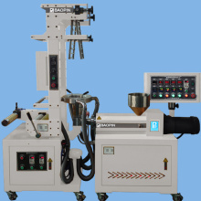 Equipment control lab blowing film machine